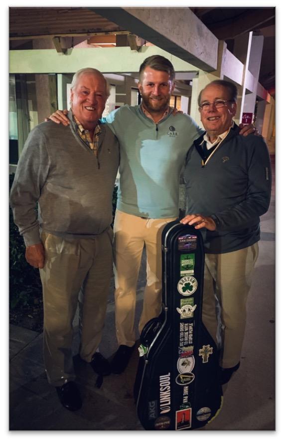 Matt Morahan, Stephen Walsh & Tom Fazio